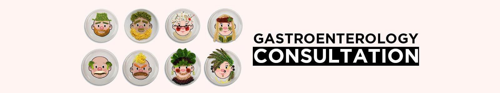 gastroenterology consulation