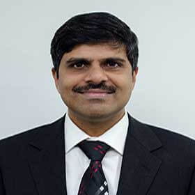 Dr. G Veda Prakash