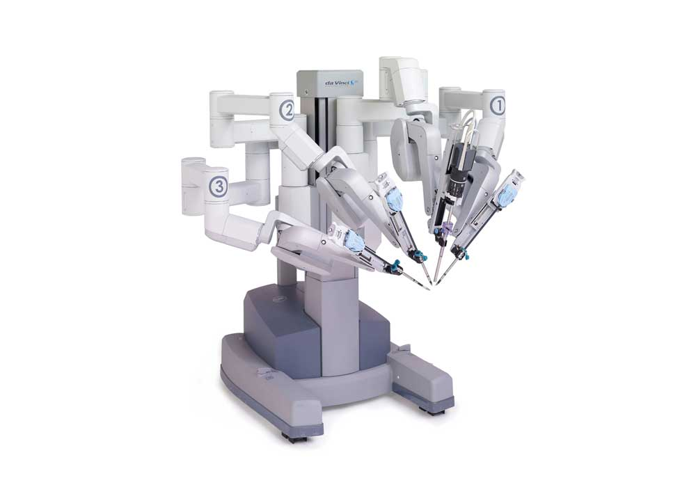 Robotic System For Surgery