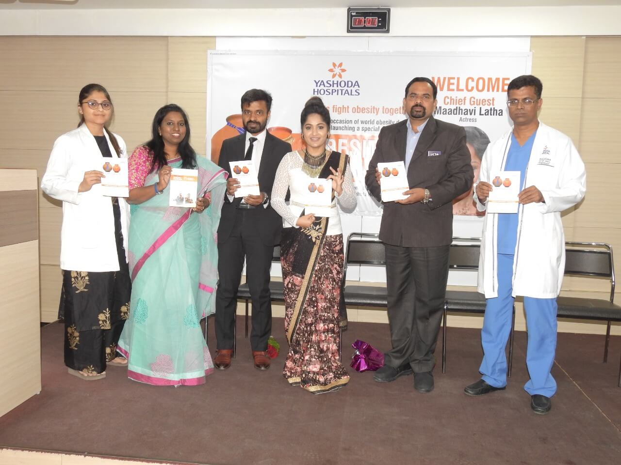 Yashoda Hospitals Malakpet launches package on the occasion of  World Obesity Day