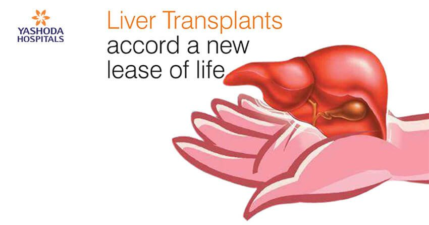 Liver transplants accord a new lease of life
