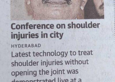 national conference on Shoulder Injuries eng