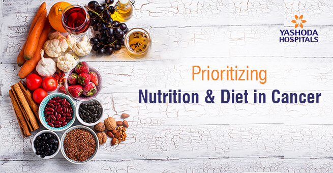 Prioritizing Diet & Nutrition in Cancer