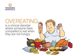 Negative Effects of Over Eating