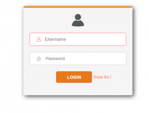 report-login-screen