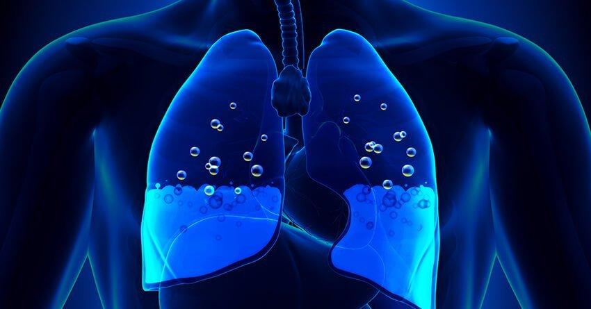 respiratory diseases blood vessels