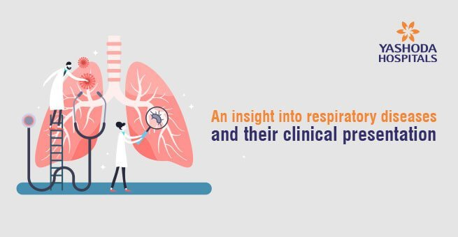 respiratory diseases and their clinical presentation