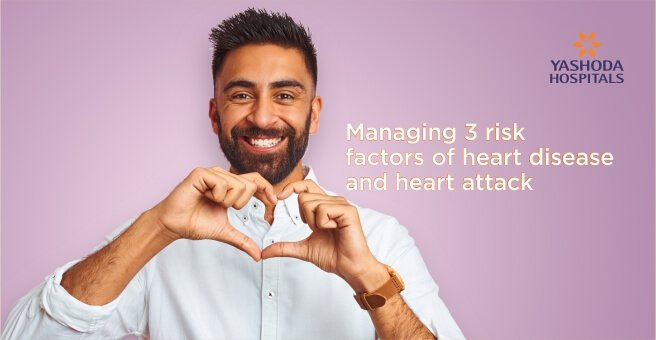 risk factors of heart disease and heart attack