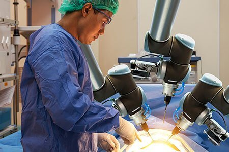 What is robot-assisted cardiothoracic surgery