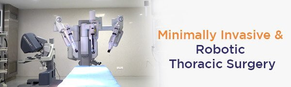 robotic thoracic surgery