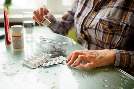 Treatement of Osteoarthritis