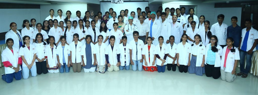 young doctors camp-2018