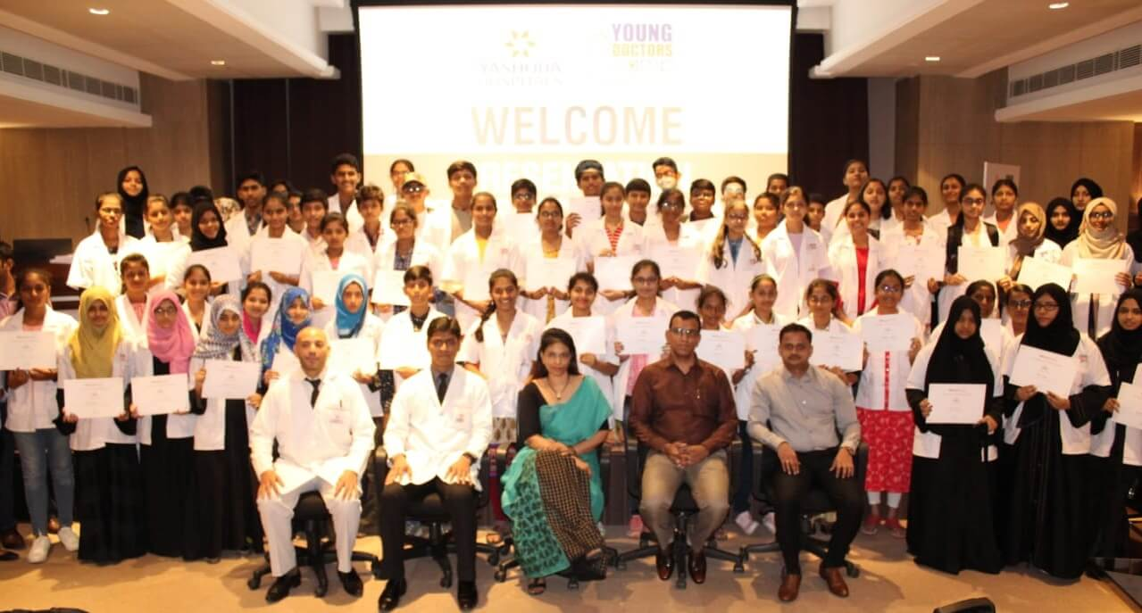 young doctors camp 2019 at yashoda